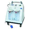 Aspirator TOBI HOSPITAL - 2x4l - 230V - cu pedala de actionare